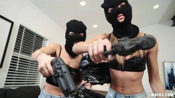 Prank Whores Sexy Robbery