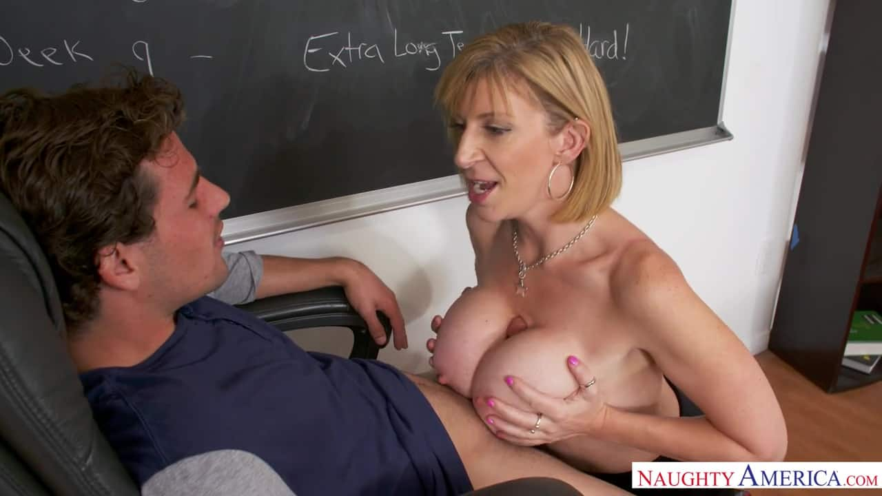 Sara Jay In My First Sex Teacher