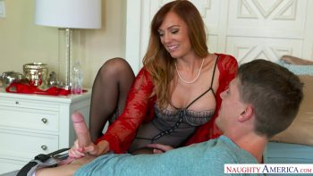 A MILF for a Roommate: Dani Jensen is a College Boy'd Dream