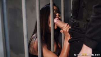 Banged Behind Bars