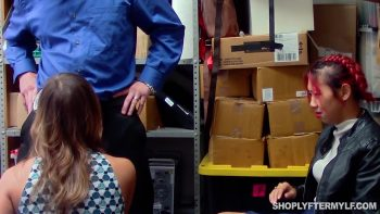 Shoplyfter Mylf – Christy Love, Kimberly Chi