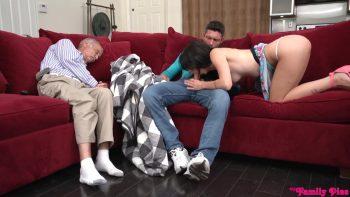 Dont Wake Grandpa