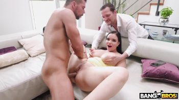 Sofia Lee Craves Double Penetration
