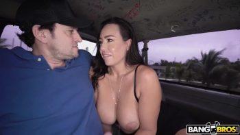 Boss Bitch Takes A Ride