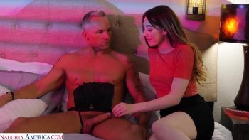 Michelle Anthony loves kinky sex