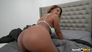 Breyana's Hungry Pussy Wants More