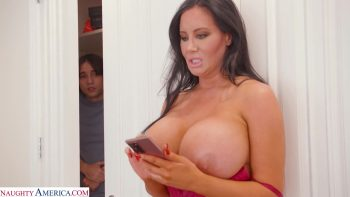 Hot Milf Sybil Stallone gets her wet pussy pounded