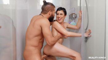 Shower Skirmish