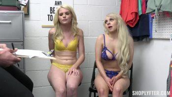 Two Slutty Stepsisters