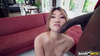 Asian Girl Squirts and Shouts
