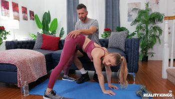 Dildo Workout