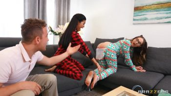 A Present Of Butt Flap Pajamas: Part 1