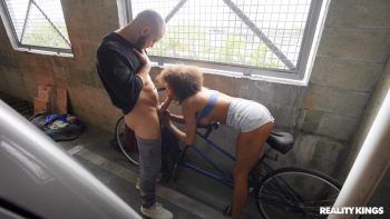 Alina Ali Gets Pounded In Public