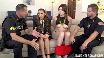 Cops & Stepdaughters